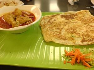 Tastes of Malaysia - Roti Telur